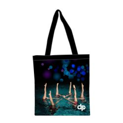 Einkaufstasche - Sync fishtails (synchro 6)