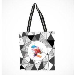 Einkaufstasche-Bird