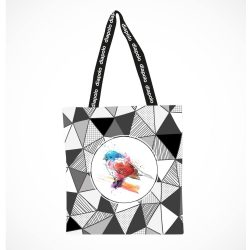 Einkaufstasche - Bird