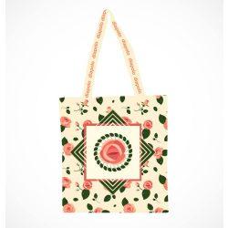 Einkaufstasche-Flowers 1