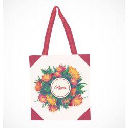 Einkaufstasche-Flowers 2