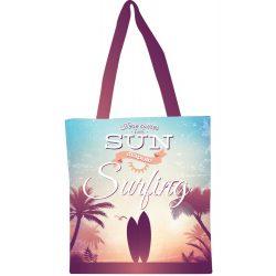 Einkaufstasche - Sun Surfing