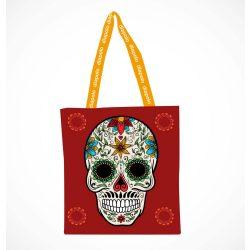 Einkaufstasche - Skull