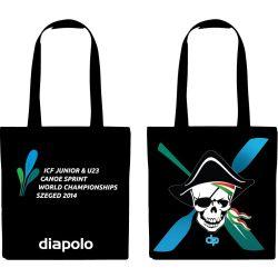 Einkaufstasche-Szeged pirate