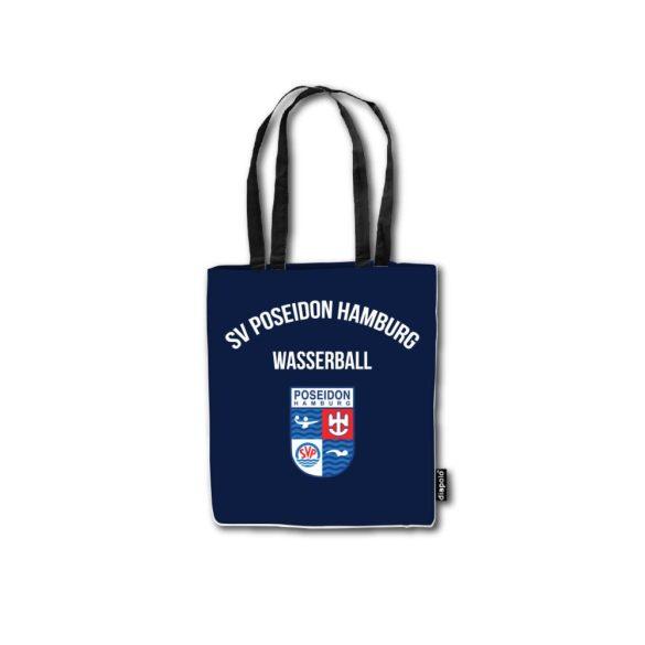 Hamburg Poseidon shopping bag