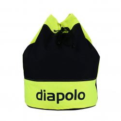 Gym Bags Black Yellow