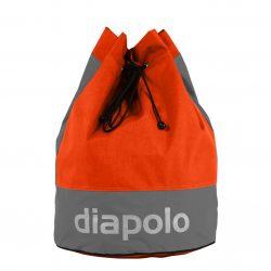 Gym Bags Orange Gray