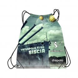 Vatenpolo Club Siscia - Gym bag with web