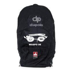WASPO 98 - Fire Rucksack schwarz