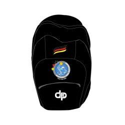 Német férfi válogatott fekete hátizsák
