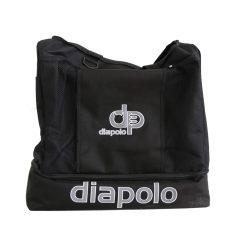 Sporttasche mit Schuhfach-schwarz
