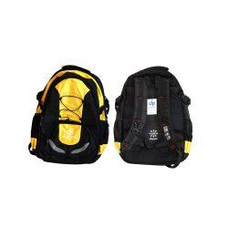 Sky Rucksack - schwarz-gelb