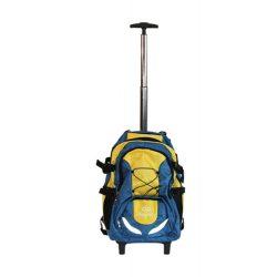 Sky Rucksack - royalblau-gelb
