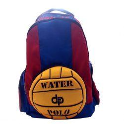 Wasserball Rucksack-königsblau/rot