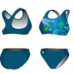 Bikini - 2014 Szeged Wasser