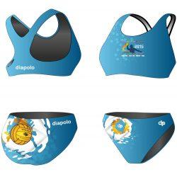 Bikini-HWPSC1 mit breiten Trägern