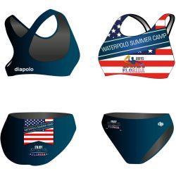 HWPSC - thick strap bikini - Florida USA