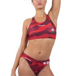WASPO 98 - Bikini mit breiten Trägernn Design2