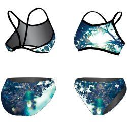 Bikini - Diapolo Syringa Sport mit dünnen Trägern