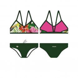 Bikini - Egzotik 2 mit dünnen Trägern