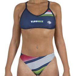 Ungarische Wasserball-Nationalmannschaft - Bikini mit dünnen Riemen