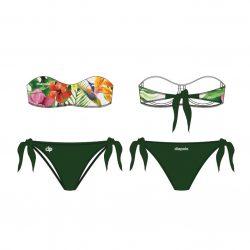 Egzotik 2 Lily strapless bikini