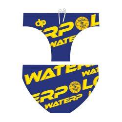 Jungen Schwimmhosen - WaterPolo blau