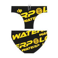 Jungen Schwimmhosen - WaterPolo schwarz
