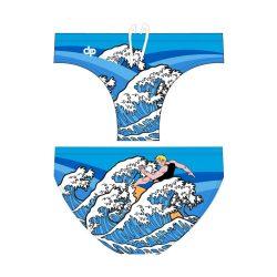 Jungen Schwimmhosen - Wave