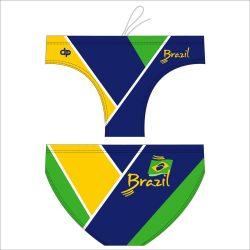 Jungen Schwimmhose - Brazil Men 1