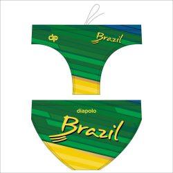 Jungen Schwimmhose - Brazil Men 2