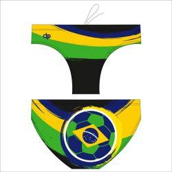 Jungen Schwimmhose - Brazil Men 3