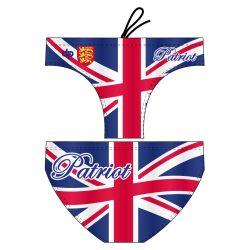 Jungen Schwimmhosen - England Patriot 1