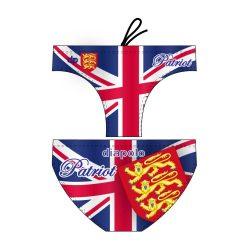 Jungen Schwimmhosen - England Patriot 2