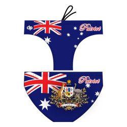 Jungen Schwimmhose - Australia patriot