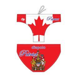 Jungen Schwimmhose - Canada Patriot 2