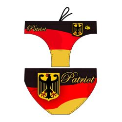 Jungen Schwimmhosen - German patriot 2