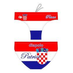 Jungen Schwimmhosen - Croatia Patriot 2