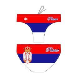 Jungen Schwimmhosen - Serbia patriot 1