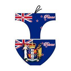Jungen Schwimmhosen - New Zealand Patriot