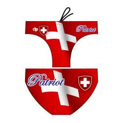 Jungen Schwimmhosen - Swiss Patriot 1