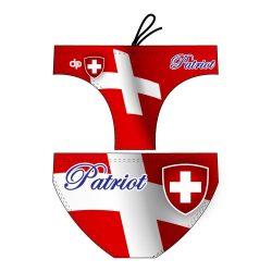 Jungen Schwimmhosen - Swiss Patriot 2