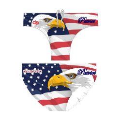 Jungen Schwimmhosen - USA Patriot 1