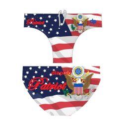 Jungen Schwimmhosen - USA patriot 2