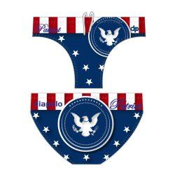 Jungen Schwimmhosen - USA Patriot 4
