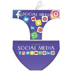 Jungen Schwimmhose - Social Media