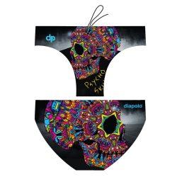 Jungen Schwimmhose - Psyho Skull