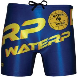 Jungen Boxer-Waterpolo