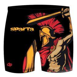Jungen Boxer-Sparta