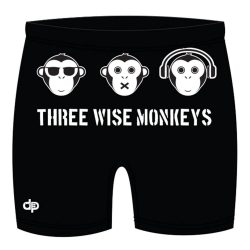 Jungen Boxer - Monkey